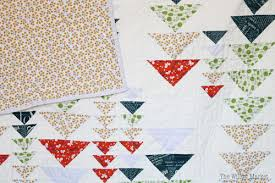 Flying Geese Quilt Pattern Amazing A Flying Geese Challenge FaveQuilts