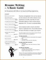 Pleasing Guide to Writing A Resume with Additional Writing Resume Example  Sample Healthcare Executive How to Write Cv
