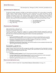 administrative assistant sample resumeadministrative assistant resume 4jpg sample office assistant resume