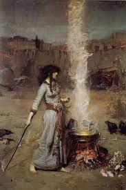 Akelarre: historia y ficción: Isabel Noble: Una hechicera portuguesa en el  Caribe