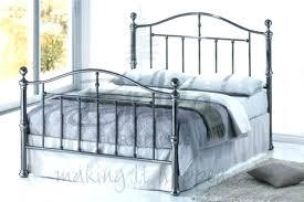 King Size Bed Metal Frames King King Size Platform Bed Frame Near Me ...