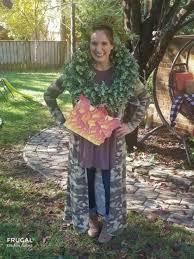 Burning Bush Costume