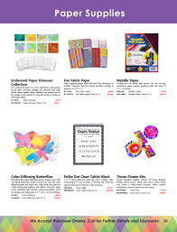 National School Supply Spring Catalog 2018 By National