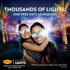 La Zoo Lights Promo Code Los Angeles Zoo Lights Coupon Lets Play Oc