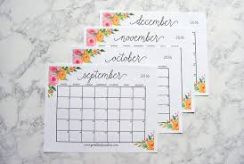 monthly weekly calendar free printable 2017 monthly calendar and weekly planner