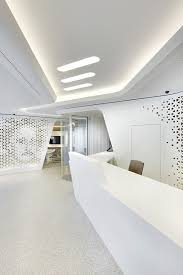 futuristic office design. Modern Office Interior Design #interior #OfficeInteriors | Interiors Pinterest Interiors, And Futuristic A