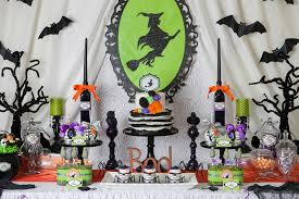 Witch Decorating A Wickedly Sweet Witch Inspired Halloween Party Spaceships And