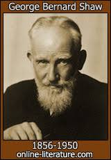 george bernard shaw biography and works search texts shaw play subtitled
