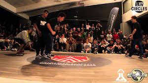 LUKAS KLESIO vs ISSEI SHUVAN RAW CIRCLES 2013 WWW.BBOYWORLD.