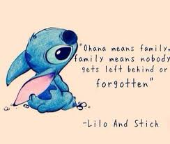 Image result for ohana means family