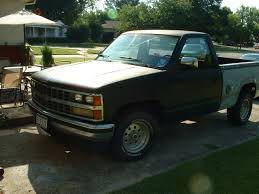 All Chevy 94 chevy stepside : All Chevy » 89 Chevy Stepside - Old Chevy Photos Collection, All ...