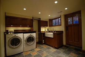 Laundry Lighting Ideas 22 Basement Laundry Room Ideas To Try In Your House