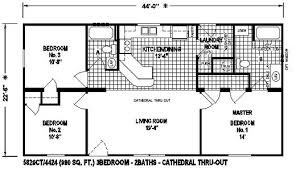 very small house plans.  House Very Small House Plans  Mobile Home Floor Plan Is A Very Affordable  Design This  To 1