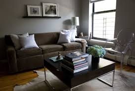 brown couch grey walls and charming what color curtains 2018
