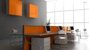 office wall paint ideas. Stylish Grey Wall Color For Modern Office Interior What Are The Best Colors Offices? Paint Ideas C