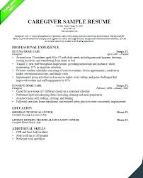 Resume Babysitter Example Objective Mmventures Co