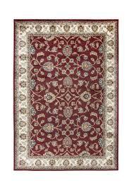 image xceed beige red area rug 2 6 x 4 0