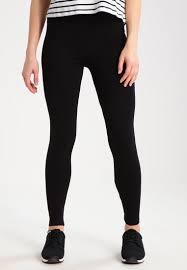 Topshop Petite Leggings Black Women Clothing Trousers