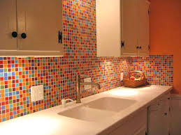 kitchen backsplash glass tile glass tile mosaic clear glass kitchen wall tiles