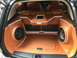 How To Design A Good Car Audio System Customized Car Audio Design In The Trunk Caraudio Honda