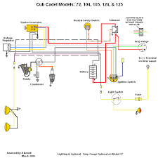 cub cadet 124 wiring diagram wiring diagram for you • wiring diagrams nf only cub cadets rh onlycubcadets net cub cadet 124 wiring problems cub cadet