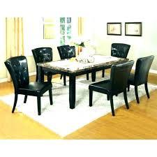 granite top round dining table black granite dining table set granite dining table set black granite