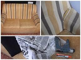 Como Tapizar Un Sofa Viejo En Casa Cómo Tapizar Un Sofá En CasaEl Como Tapizar Un Sillon En Casa
