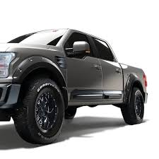 4X Fender Flares for 2018+ Ford F150 | WARN Industries | Go Prepared.