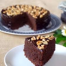 Eggless Chocolate Coffee Cake Recipe How To Make Eggless Chocolate