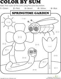 Coloring Worksheets For 1st Grade Coloring Worksheets Kindergarten