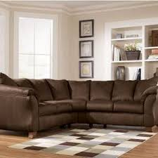 Ashley Furniture Durapella Cocoa Sectional Sofa Reviews