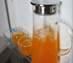 glass iced tea pitcher. Simple Iced Hiware Glass  To Iced Tea Pitcher S