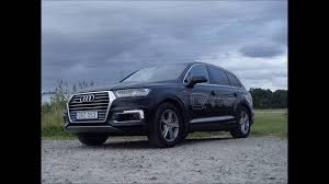 Audi Q7 e-tron quattro| MMI Plus, acceleration electric mode| full ...