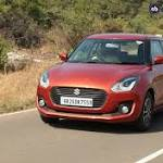 2018 Maruti Suzuki Swift Launched in India; Priced from ₹ 4.99 Lakh