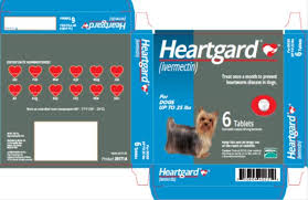 Heartgard Ivermectin Tablets