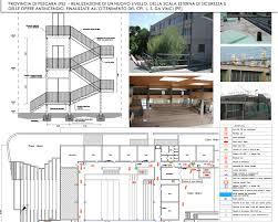 Progettazione Scale Antincendio : Dedo ingegneria edilizia pubblica