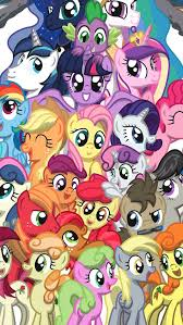 High Quality My Little Pony Wallpaper
