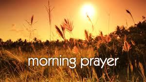 Image result for morning prayer