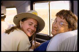 Bill Gates and Melinda French Love Story - MYiNDiAMAKE