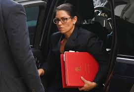 Who is Priti Patel and what has she done?