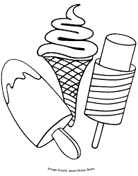 Small Picture ice cream coloring pages Google Search ScrapbookingCards