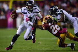 Seattle Seahawks vs Washington Redskins ...
