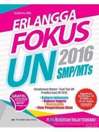 25 pembahasan matematika ipa un 2019 2 no. Jual Buku Erlangga Fokus Un 2016 Smp Mts Greatsale 15 Jakarta Barat Rido Book Tokopedia