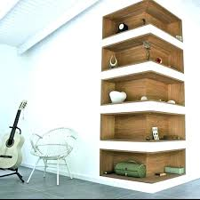 wall shelves with drawers corner shelf drawer stylish living room small pine uk sh