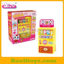 Mini Vending Machine Toy Interesting Plastic Automatic Vending Machine Toy For Kidsin Men's Costumes