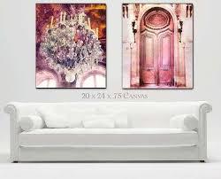 chandelier canvas wall art inspirational pink paris chandelier canvas decor canvas wall art pink