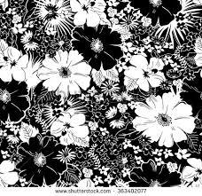 cool black and white designs.  White Black And White Flowers Banco De Imagens Imagens E Vetores Livres  On Cool Designs U