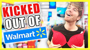 kicked out of walmart kicked out of walmart