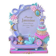 jasmine photo frame princess party disney japan aladdin