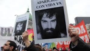 Resultado de imagen para Santiago Maldonado gendarmeria